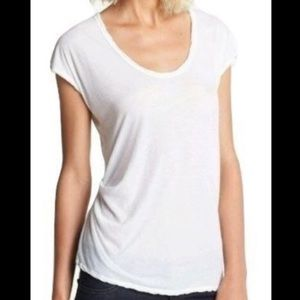 James Perse White T-Shirt NWT
